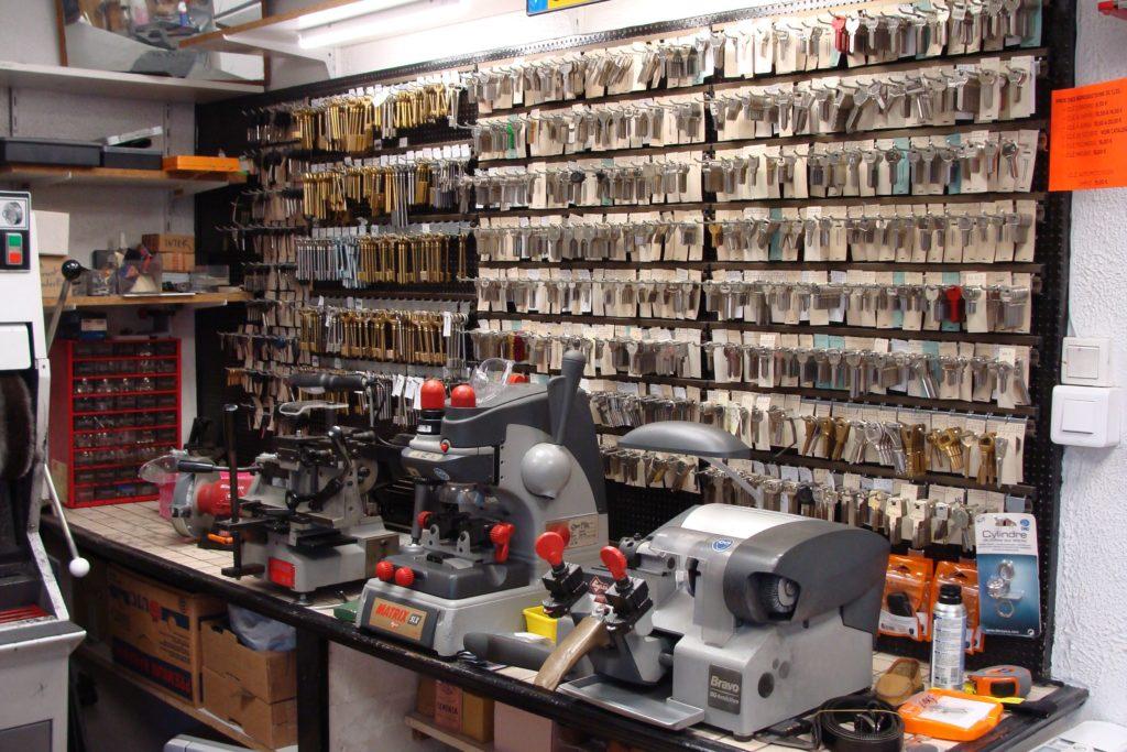 atelier reproduction de clefs