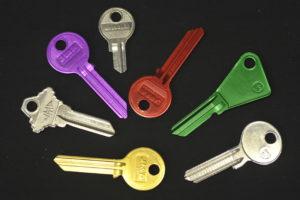clés standards
